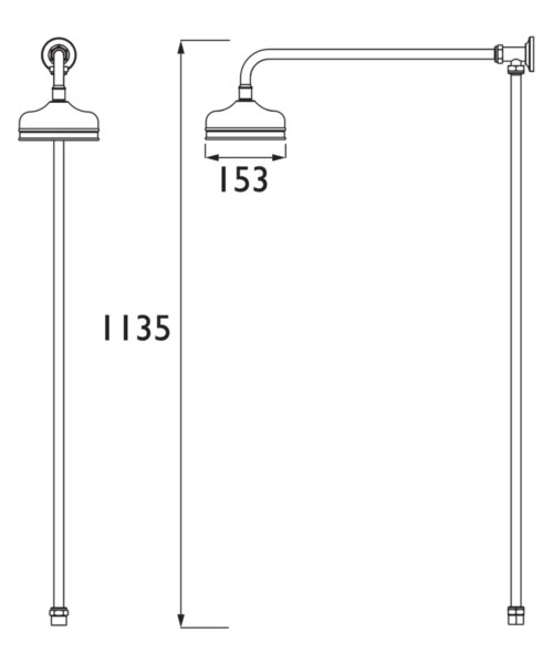 Technical drawing 51381 / TRD RISE G