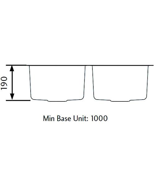 Technical drawing 23821 / UB4040/