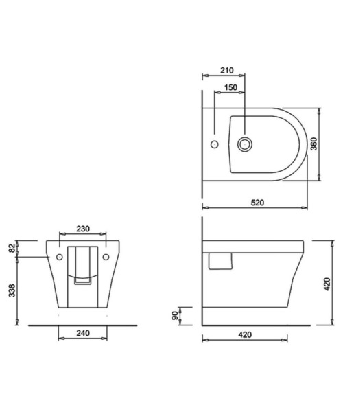 Technical drawing 51394 / 401970