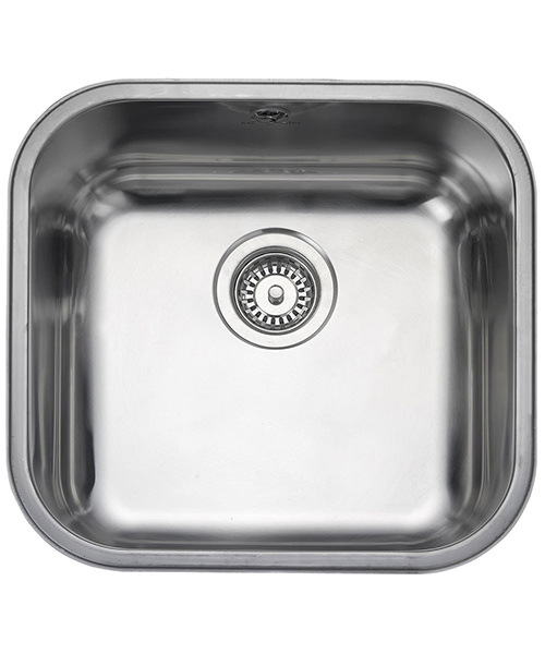 Additional image of Rangemaster Atlantic Classic 1 Bowl Kitchen Undermount Sink