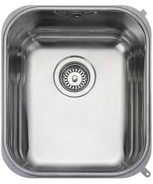 Rangemaster Atlantic Classic 1 Bowl Kitchen Undermount Sink