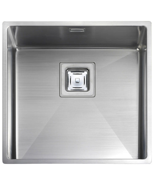 Alternate image of Rangemaster Atlantic Kube 1 Bowl Undermount Kitchen Sink