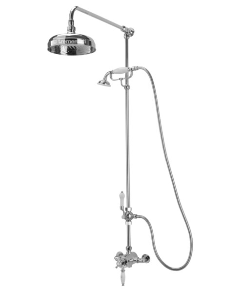 Tre Mercati Victoria Exposed Thermostatic Shower Valve With Kit