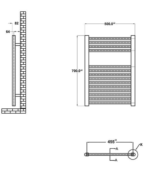 Technical drawing 10741 / HK381