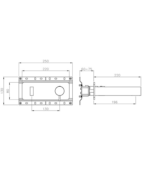 Technical drawing 34439 / AB4173