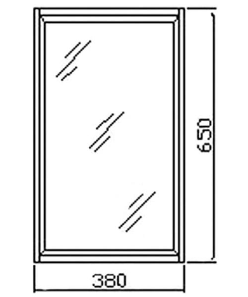 Technical drawing 12907 / LQ301