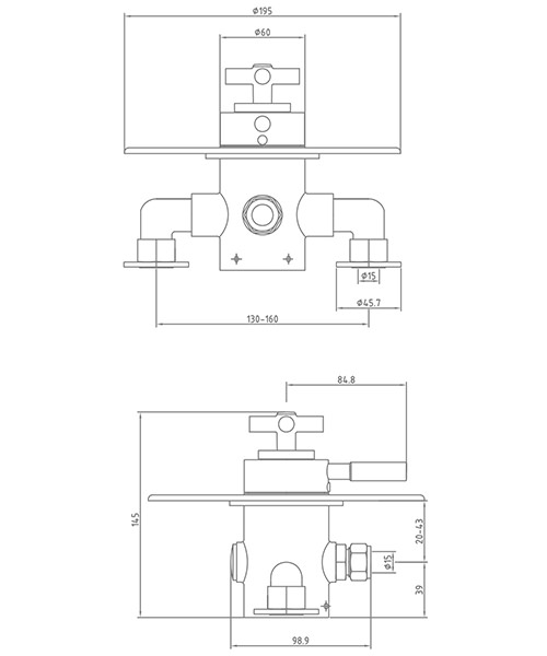 Technical drawing 29089 / CH/192/G