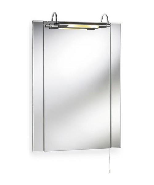 Lauren Pallas 550 x 720mm Mirror With LED Light
