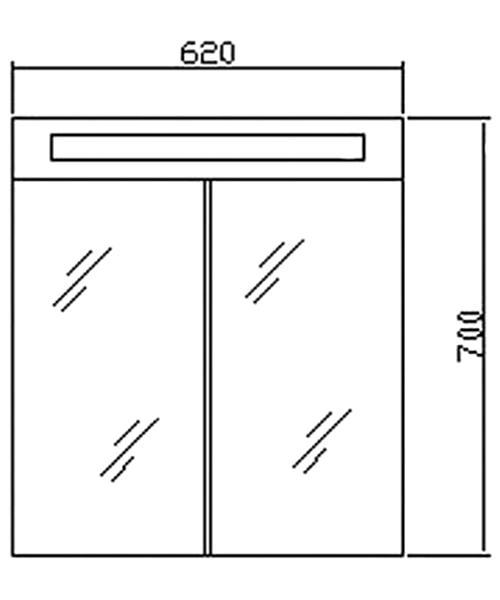 Technical drawing 12905 / LQ334