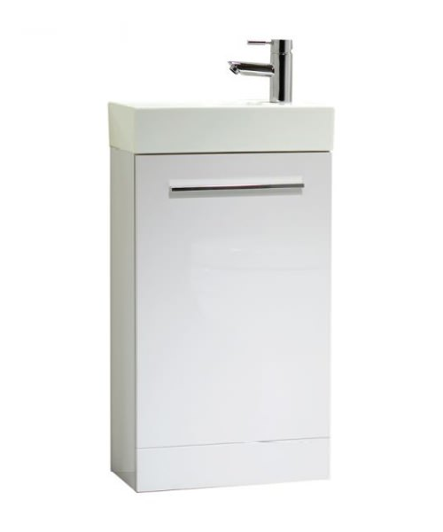 Tavistock Kobe 450mm Freestanding Vanity Unit With Basin