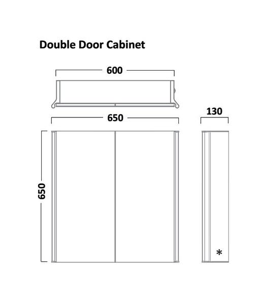 Technical drawing 34737 / SL60AL