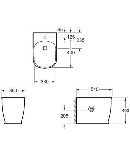 Technical drawing 49517 / B10150