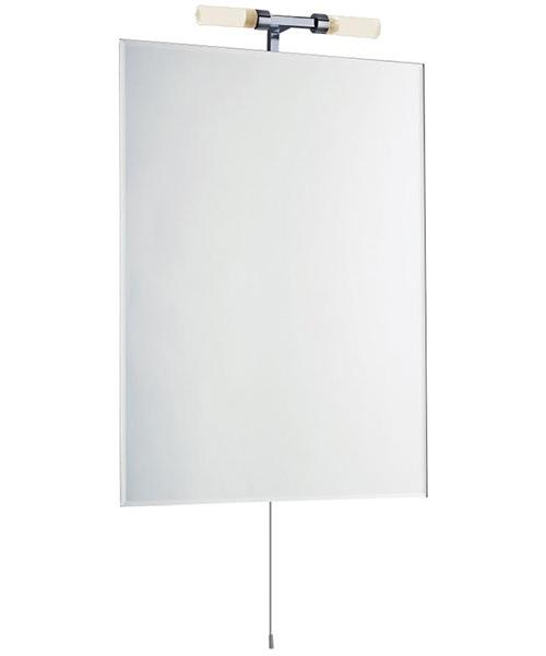 Lauren Vantage 600 x 800mm Standard Mirror With Light