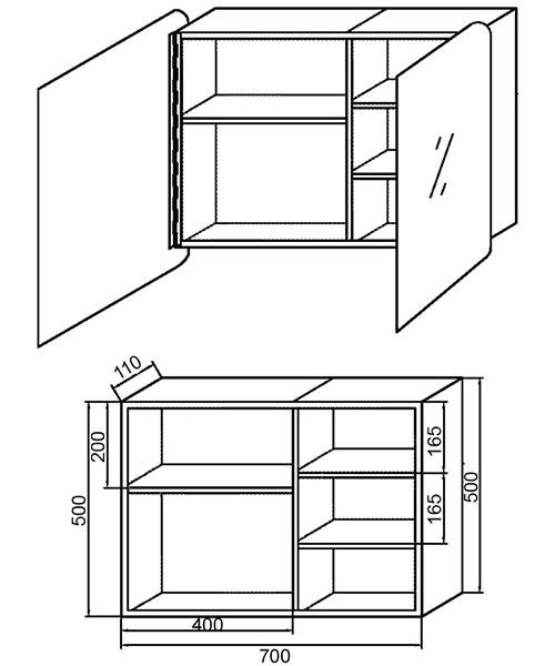 Technical drawing 12817 / LQ383