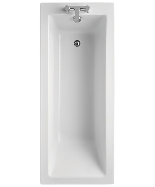 Ideal Standard Tempo Cube 1700 x 750mm Idealform Single Ended Bath
