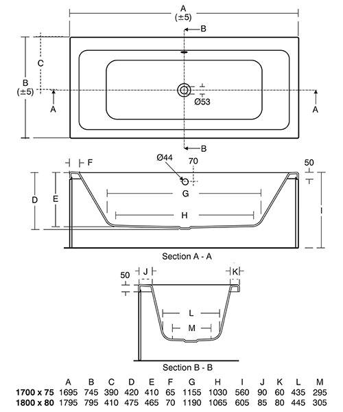 Technical drawing 42391 / E258901
