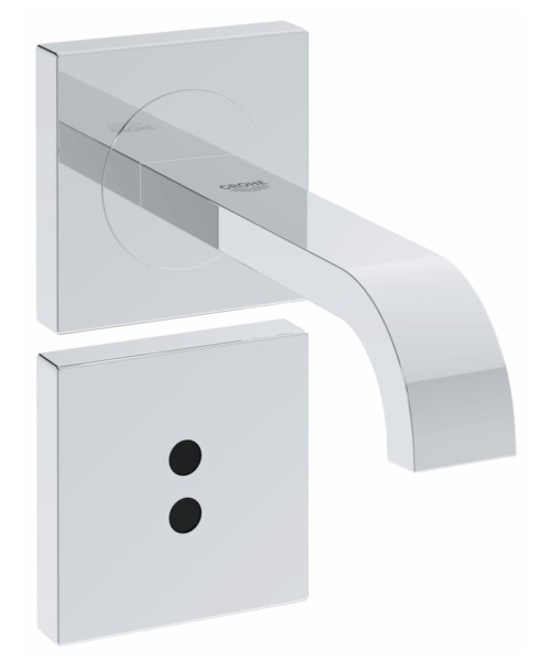 Grohe Allure E Wall Mounted Infra-Red Electronic Basin Mixer Tap