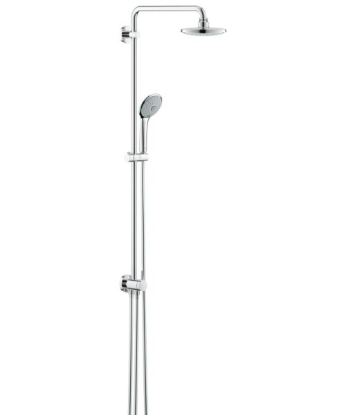 Grohe Euphoria Shower System Shower System With Diverter