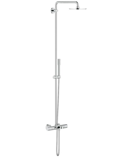 Grohe Rainshower System 210mm With Thermostatic Valve