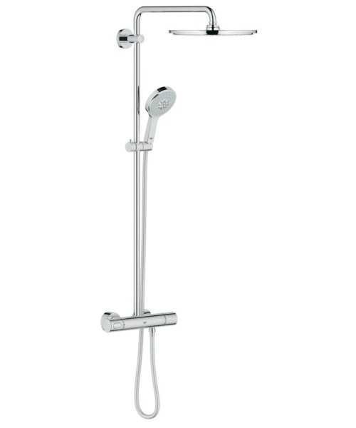 Grohe Rainshower 310mm Shower System With Thermostat
