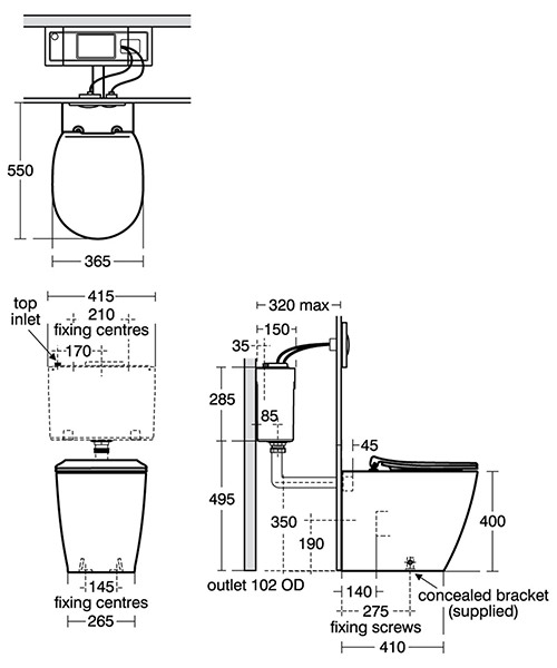 Technical drawing 49582 / E050901