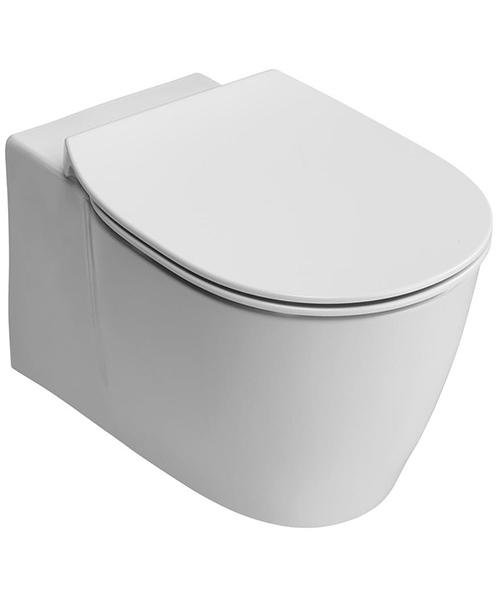 Ideal Standard Concept 540mm Aquablade Wall Hung WC Pan