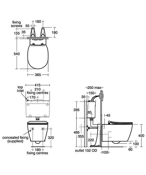 Technical drawing 49581 / E047301