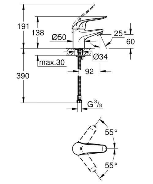 Technical drawing 51808 / 32762000