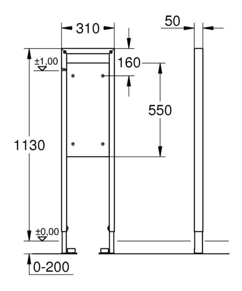 Technical drawing 51737 / 38559001