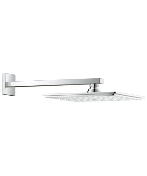 Grohe Rainshower Allure Shower Head With 286mm Shower Arm
