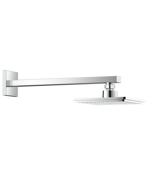 Grohe Euphoria Cube Shower Head With 286mm Shower Arm
