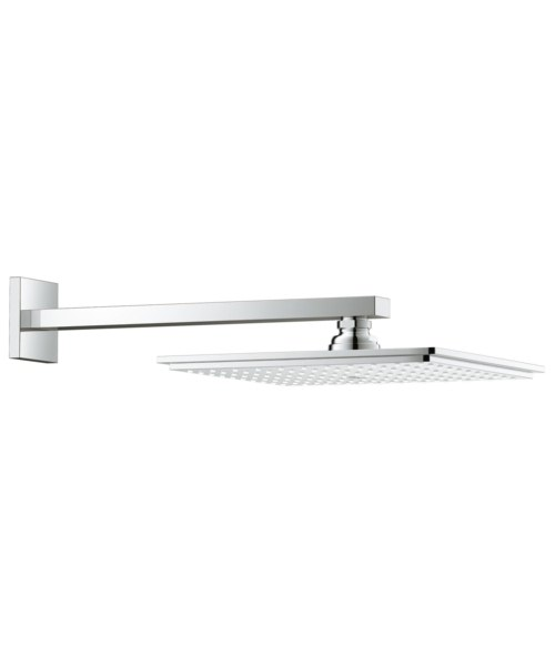 Grohe Rainshower Allure 230mm Shower Head With 286mm Shower Arm