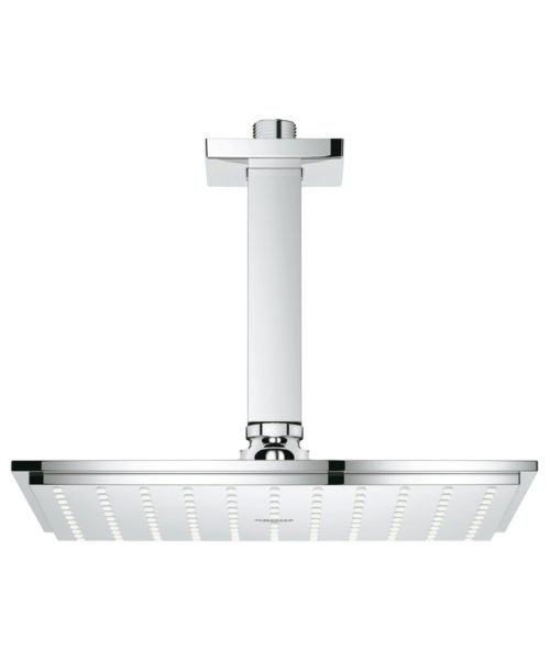Grohe Rainshower Allure Shower Head With 154mm Ceiling Arm
