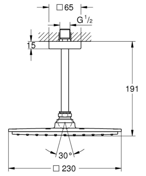Technical drawing 51859 / 26065000