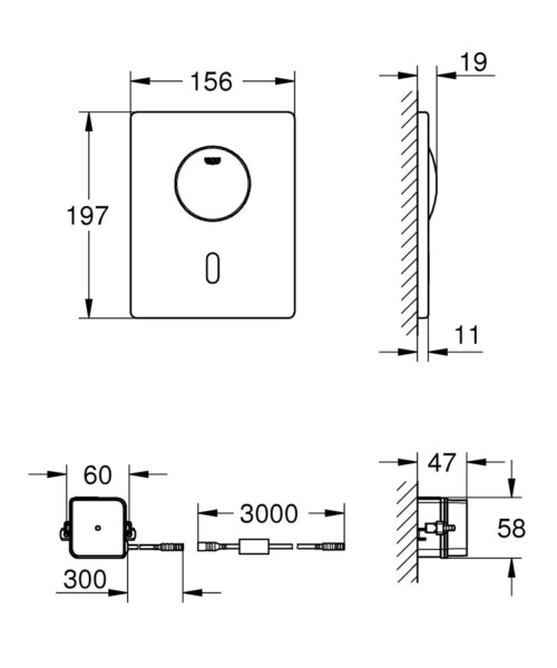Technical drawing 51755 / 37419000