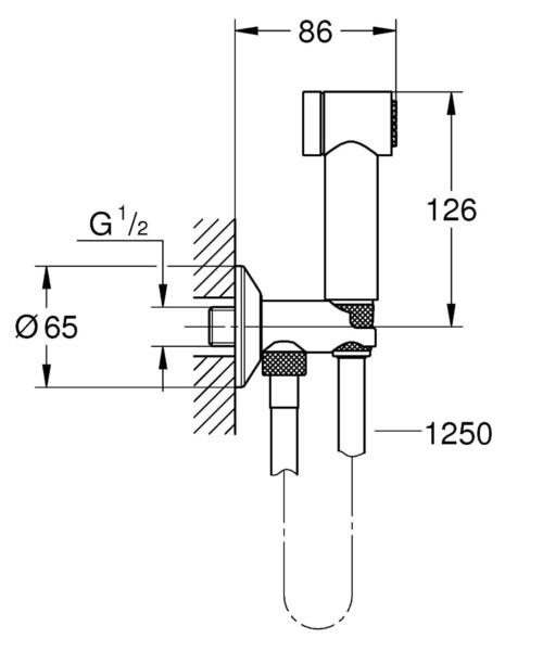 Technical drawing 51108 / 26332000