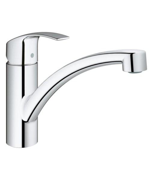 Grohe Eurosmart Half Inch Deck Mounted Kitchen Sink Mixer Tap