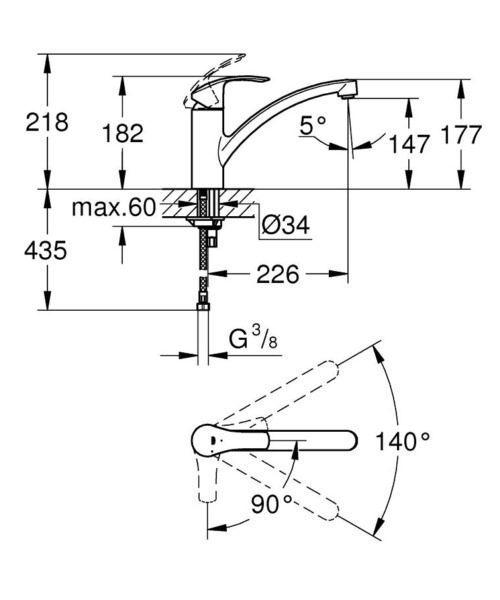 Technical drawing 51874 / 30260002