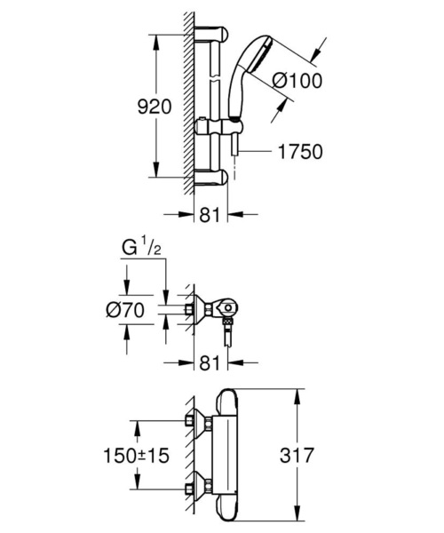 Technical drawing 51765 / 34256004