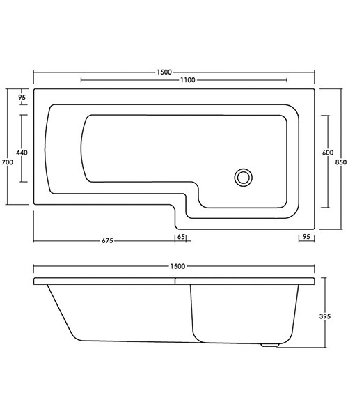 Technical drawing 36692 / BEO-2195