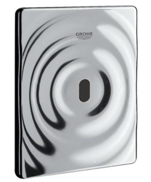 Grohe Tectron Surf Infra-Red Electronic Flush Plate For Urinal