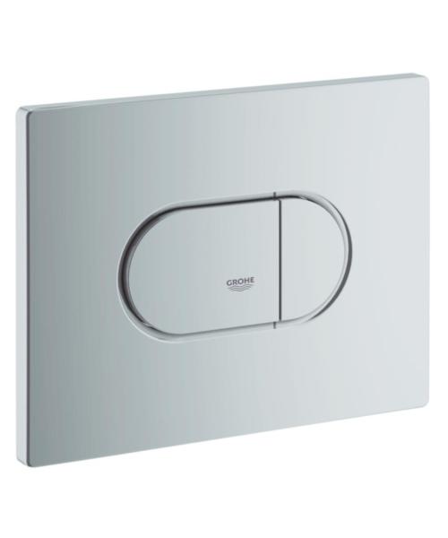 Grohe Arena Cosmopolitan WC Wall Plate Matt Chrome