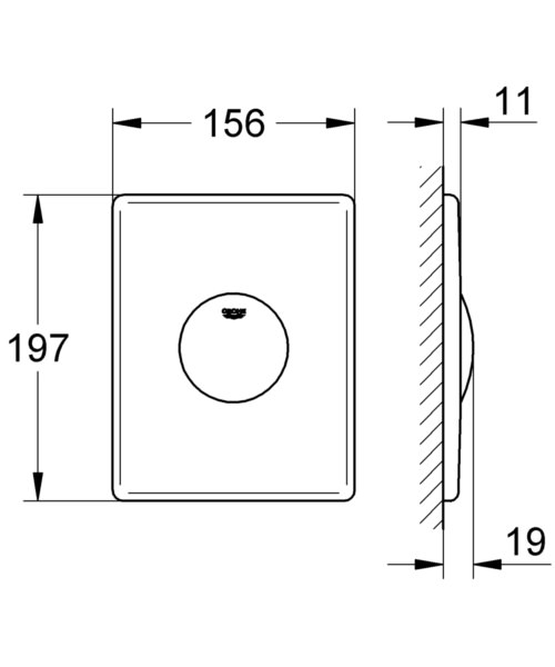 Technical drawing 51784 / 37547000