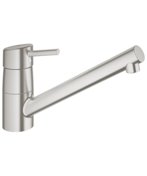 Grohe Concetto Kitchen Sink Mixer Tap Supersteel