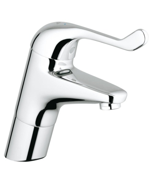 Grohe Euroeco Sequential Single Lever Basin Mixer Tap