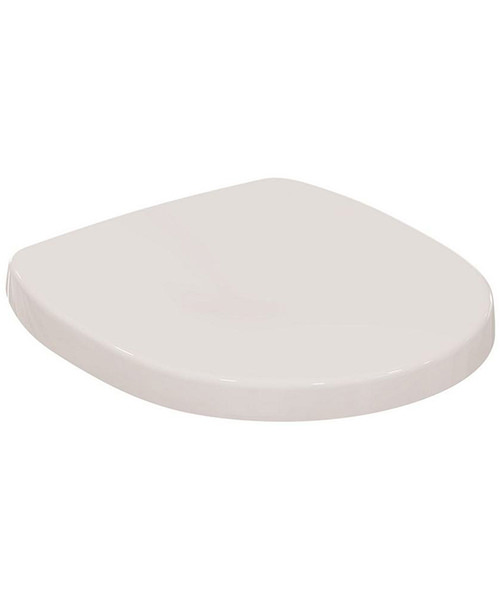 Ideal Standard Concept Space Standard Close WC Toilet Seat And Cover