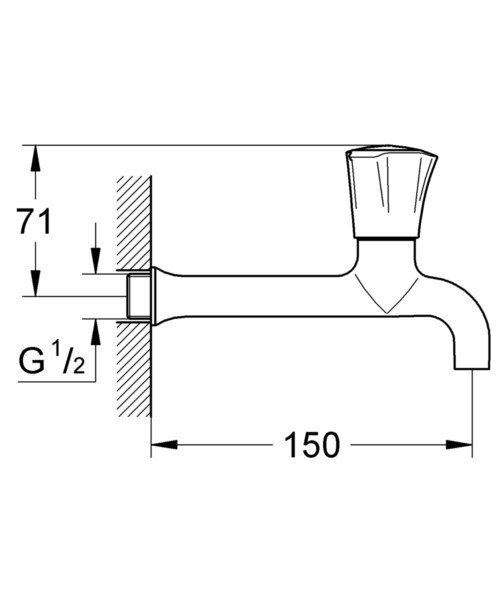 Technical drawing 51912 / 30064001