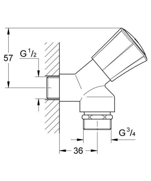 Technical drawing 51911 / 30008001