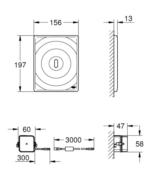 Technical drawing 51795 / 38699001