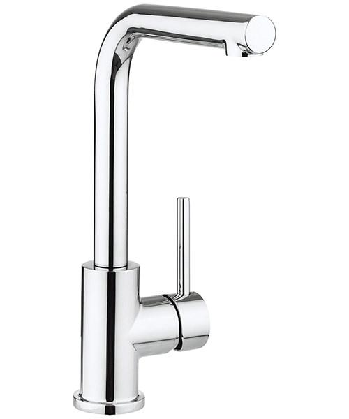 Crosswater Cucina Design Side Lever Kitchen Sink Mixer Tap